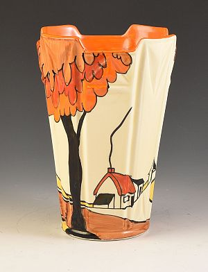 Clarice Cliff Pottery For Sale Ceramics Vases Plates